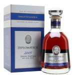 Rom Diplomatico Vintage 2005 43º 70cl