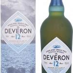 Whisky Glen Deveron Single Malt 12 Ans 40º 70cl