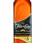 Rum Flor De Caña Añejo Clásico 5 Slow Aged 70cl