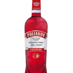 Vodka Poliakov Strawberry 70cl