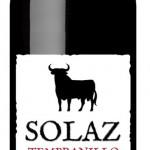 Red Wine Solaz Tempranillo & Cabernet Sauvignon Rioja 75cl
