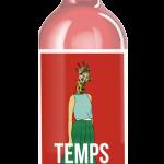 """Vin Rosé Temps """"Ecològico"""" 75cl"""