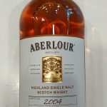 Aberlour Highland Single Malt Scotch Whisky White OAK 2004 70cl