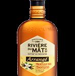 Rum Rivière Du Mât Arrangé Vanille Des Tropiques 70cl