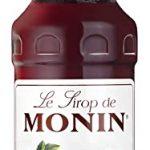 Le Sirop De Monin Grenadine (Arômes Naturels) 1lt