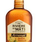 Rum Rivière Du Mât Arrangé Banane Vanillée 70cl
