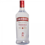 Vodka Smirnoff (Botella plastic) 1,75cl