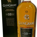 GlenGrant Rothes Speyside Single Malt Scotch Whisky 10 years 70cl
